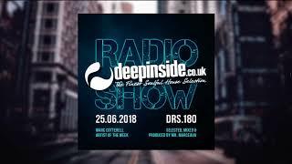 DEEPINSIDE RADIO SHOW 180 Marc Cotterell Artist Of The Week