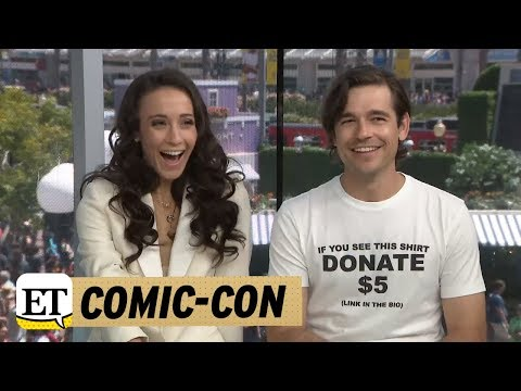ComicCon 2018: The Magicians: Jason Ralph & Stella Maeve Think There Should Be More Magic