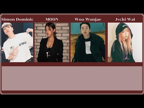 [THAISUB & KARAOKE] GOTT - Simon Dominic (MOON , Woo (우원재) & Jvcki Wai)