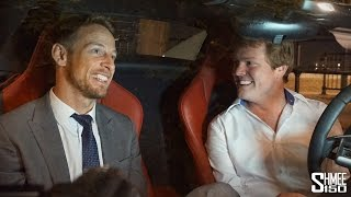 Esso Synergy Fuels Launch - Interviewing Jenson Button and Upcoming UK Tours!