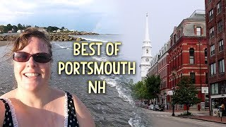 Best Places to Visit in PORTSMOUTH | New Hampshire  (2018)