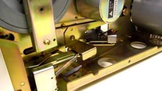 Technics RS-671USD compact cassette hifi tape deck
