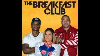 The Breakfast Club - Chadwick Boseman Interview to Valentine's Day Pettiness
