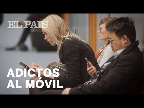 La adicción al móvil, en cifras   España