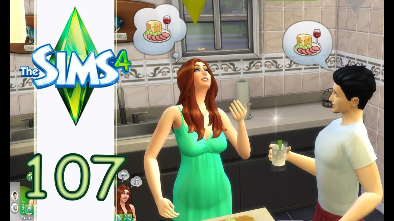 ذا سمز 4 - الحلقة 107 (The Sims 4) - YouTube