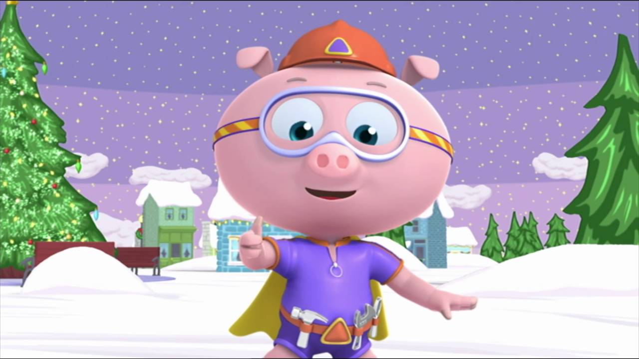 Super WHY! Full Episodes English ✳ 'Twas the Night Before ...