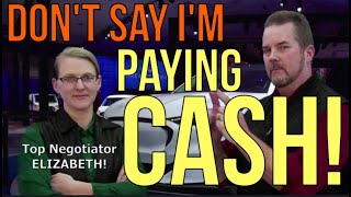 """THE BOSS"" RETURNS! DON'T SAY I'M PAYING CASH at CAR DEALERSHIPS! 2021 The Homework Guy Kevin Hunter"