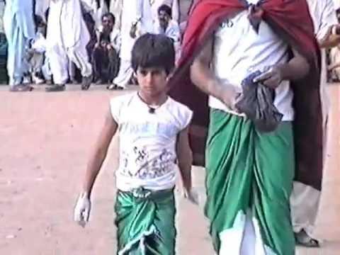 Majid khan Butt (kotli luton) vs Raja Majid (kotli) 1991 - Luton Binni Team