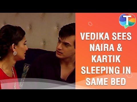 Vedika's heartbreak as Kartik gets closer to Naira | Yeh Rishta Kya Kehlata Hai | 20th September