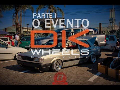 O EVENTO DK WHELLES #PARTE 1  A GRINGA NO BRAZIL  CANAL BAIXOS FILMS
