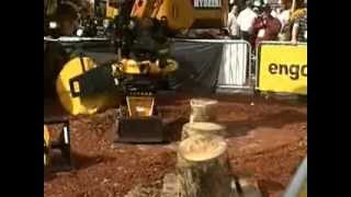 Video still for Engcon Attachments at ConExpo 2014