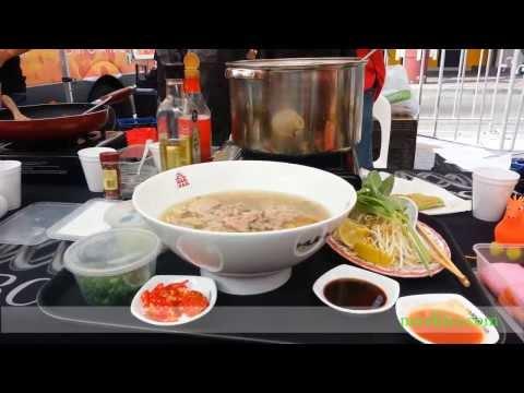 702 ABC Sydney Cabramatta Lunar New Year outside broadcast - noodlies, Sydney food blog