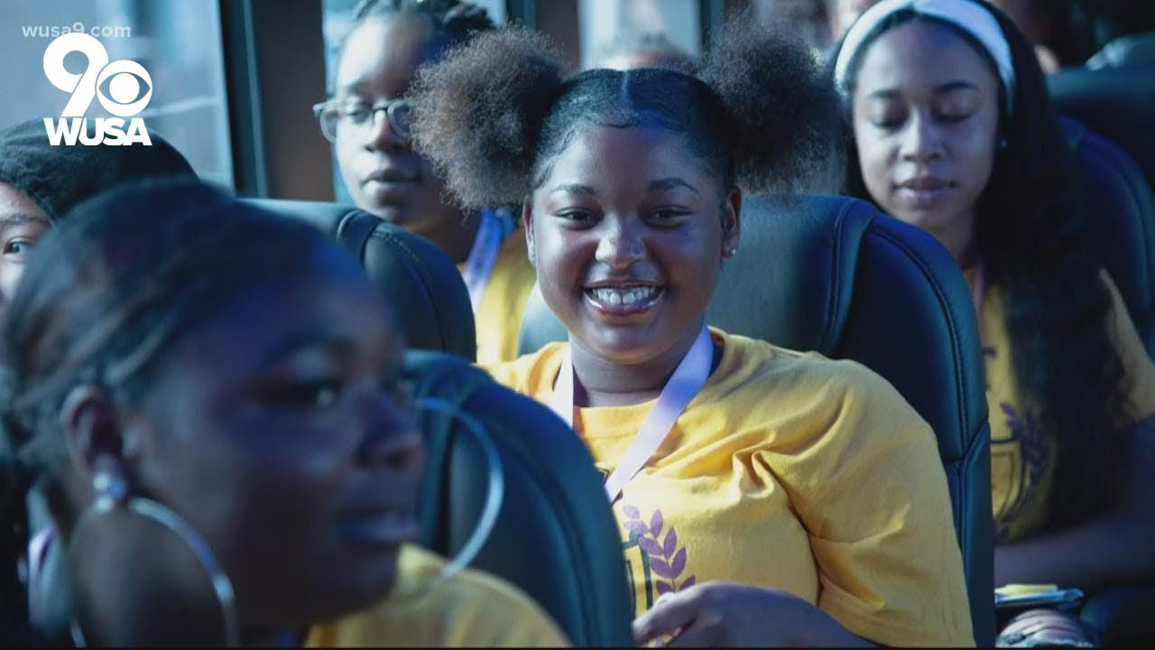 TRIBE: WUSA9 Nike awards $100K grant to Black Girl Tribe to support girls in sports (VIDEO)