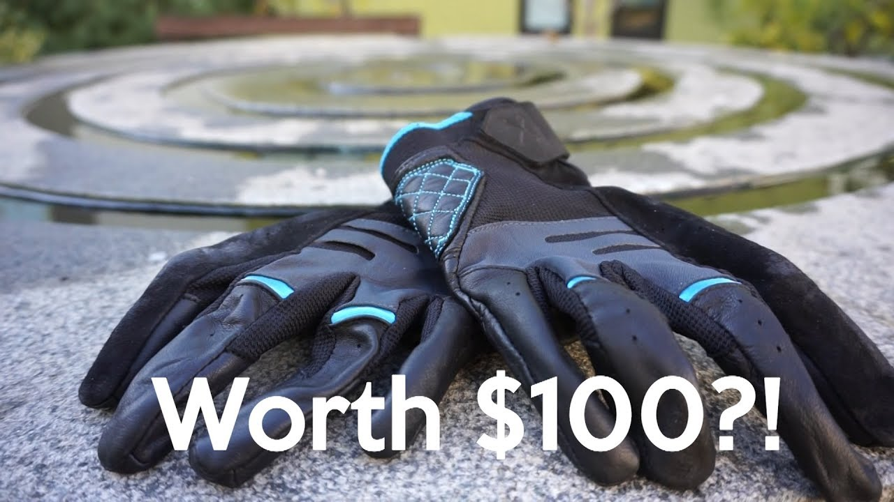 Can MTB gloves be worth $100 ?? - Kitsbow All Mountain Glove Review