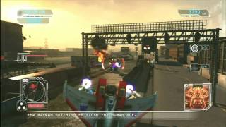 Classic Game Room HD - TRANSFORMERS 2 CHARACTER AND MAP PACK
