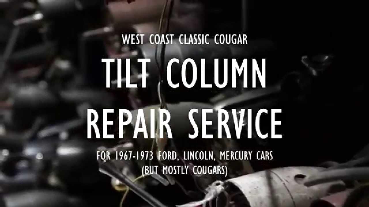 switch turn signal tilt tilt away column repro 1968 1969 mercury cougar 1968 1969 ford mustang 1968 mercury cougar 1969 mercury cougar  [ 1280 x 720 Pixel ]