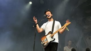 White Lies - Farewell To The Fairground at Glastonbury 2014