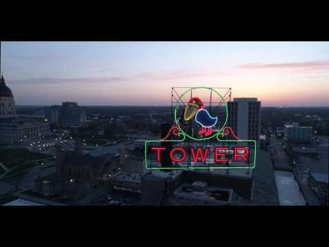 Downtown Topeka Kansas