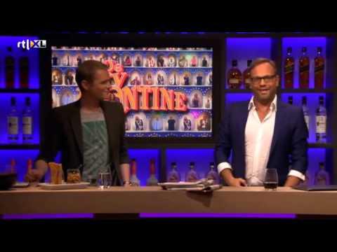 Luuk Ikink Nieuw Typetje TV Kantine - RTL LATE NIGHT