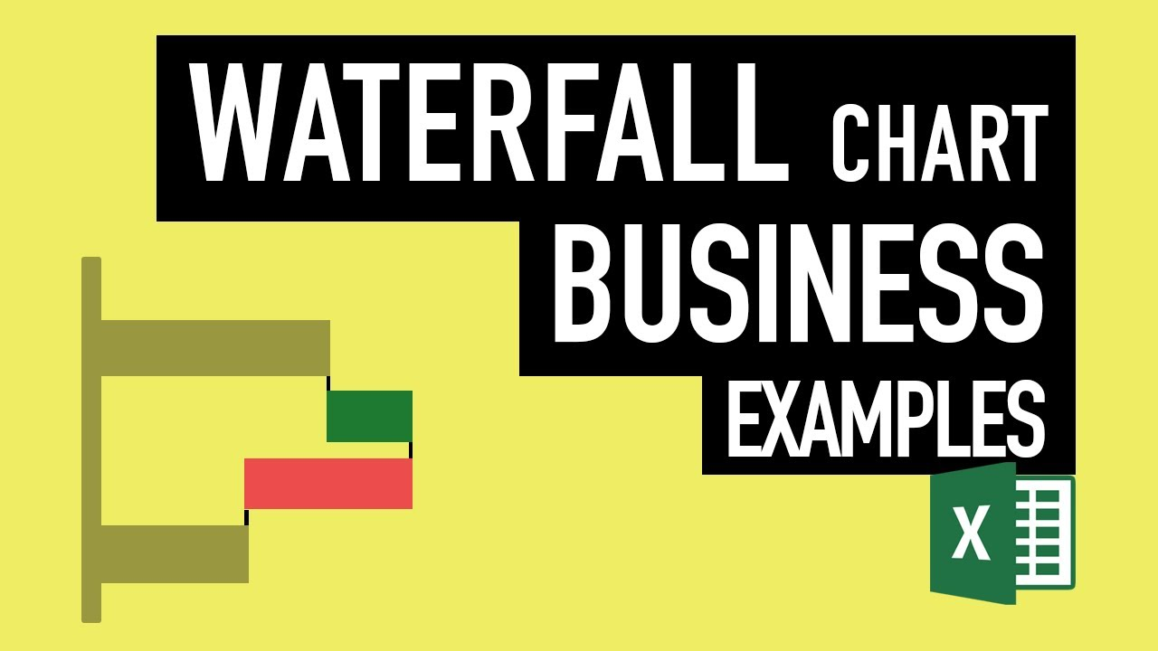 excel waterfall charts business examples of waterfall charts and
