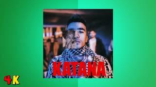KATANA - Dönüyor Dünyam 4K Müzik [ ]
