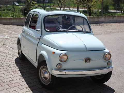 ale fiat 500 d trasformabile 1964 youtube. Black Bedroom Furniture Sets. Home Design Ideas