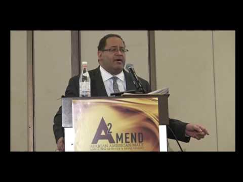 Dr  Michael Eric Dyson Speaking at the A2MEND Conference