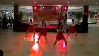 【Shiroi Tenshi】 - 「パンピナッ!」/ Prizmmy☆ (Dance Cover.)