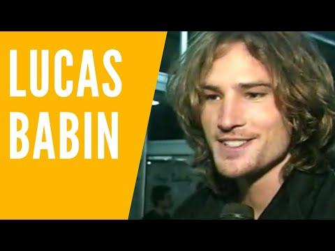 Lucas Babin, 24-09-2005, entrevista com Francisco Chagas no Over Fashion