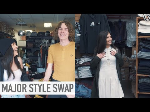 MAJOR STYLE SWITCH UP (DANNY STYLES ME!) | Mel Joy
