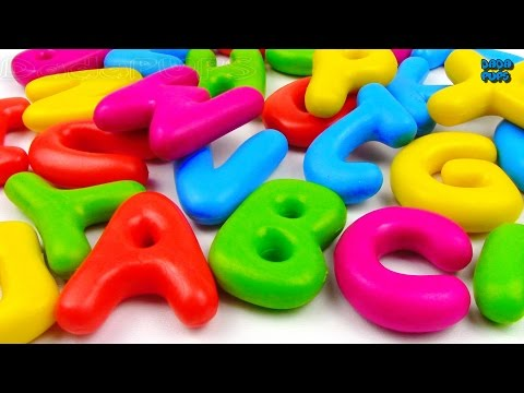 Learn the Alphabet|ABC Song|Learn Letters and Alphabet|Alphabet Soup|A to Z|Learn Letters|ABCDEFGHIG