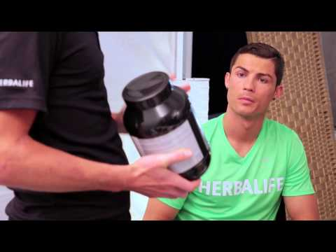 Herbalife boasts a global partnership for food- Star Football Cristiano Ronaldo