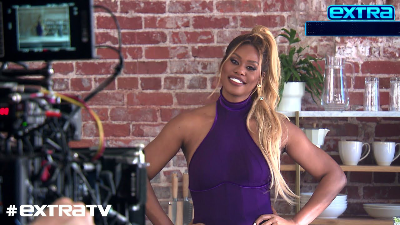 Laverne Cox's Take on Elliot Page, Plus: Would Laverne Ever Run for Office?