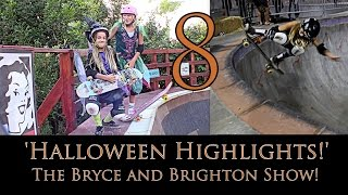 Video The Bryce and Brighton Show! episode 8: Halloween Highlights! download MP3, 3GP, MP4, WEBM, AVI, FLV Maret 2018