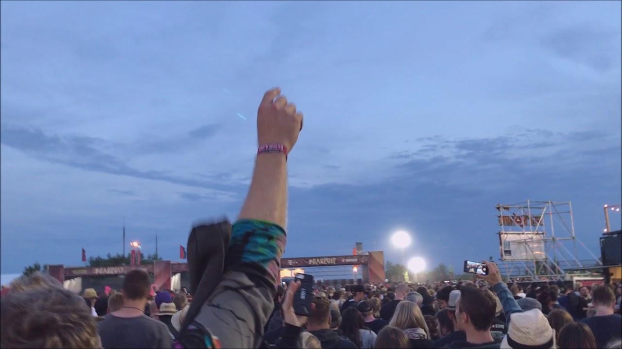 Terror Warnung Rock Am Ring 2017 Fans Singen Die Pure Lust Am