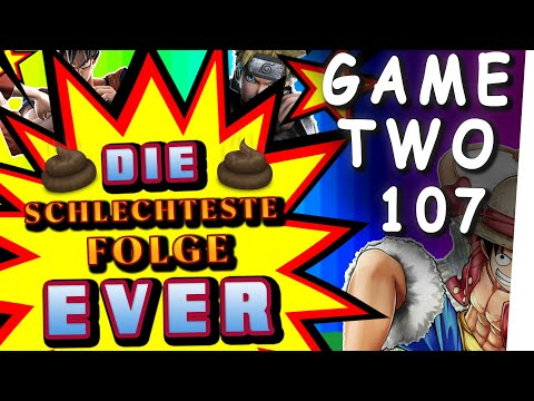 Die schlechteste Folge ever - tut uns leid! :( Game Two #107