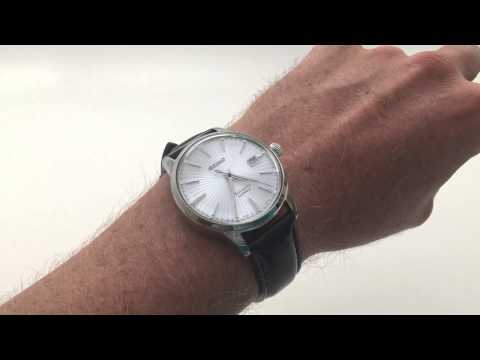Seiko SARB065 Cocktail Time Watch Review