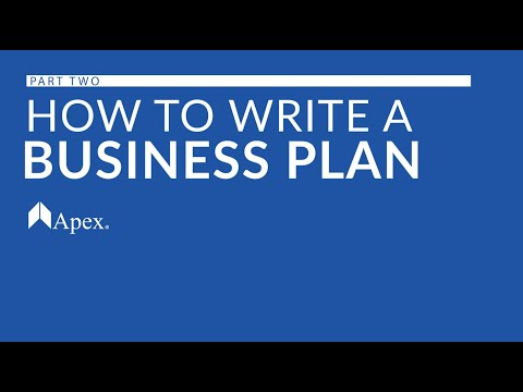 Part Two: How To Write A Business Plan For Your Trucking Company