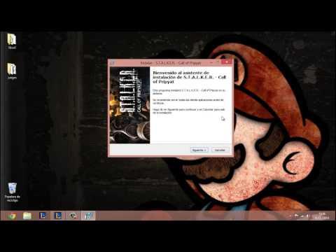 Descargar e instalar S.T.A.L.K.E.R Call of Pripyat