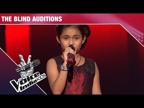 Anupama Mamgain Performs On Bechara Dil Kya Kare | The Voice India Kids | Episode 5
