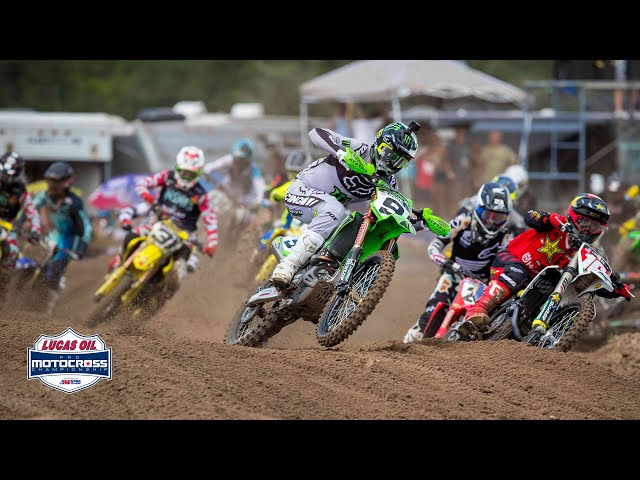 2020 GEICO Motorcycle WW Ranch National Highlights