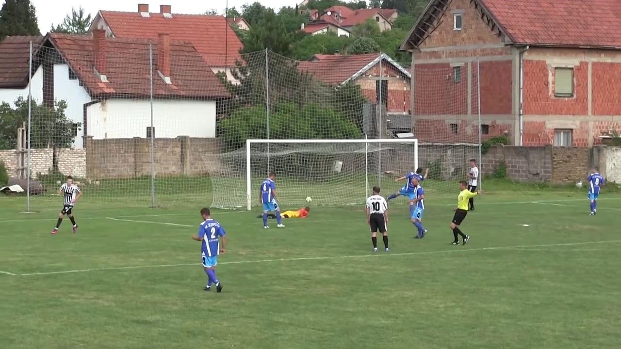 Download Namestena utakmica: Prva iskra - Jedinstvo Surcin (0:3) 4:3 KRAJ, (pogledajte snimak od 1:19)