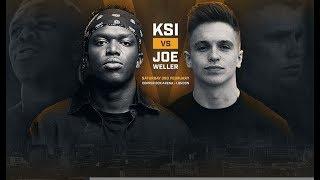 KSI VS Joe Weller: Boxing Match - Extended Preview (Fan Made)