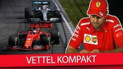 Vettel-Strafe erklärt: Gibt es noch Hoffnung? - Formel 1 2019 (Talk)
