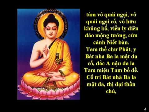 (8/14) Tụng Kinh A Di Đà-Bát Nhã Tâm Kinh-(Âm)-Thầy Thích Trí Thoát tụng