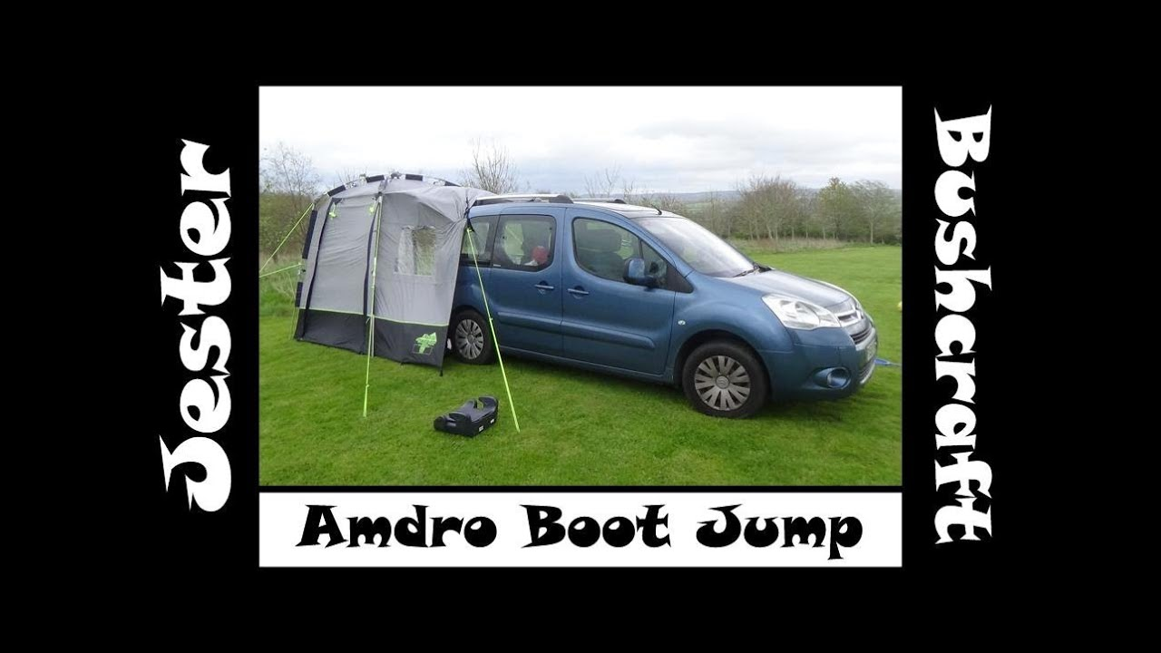 amdro boot jump mpv camper first camp review funnydog tv. Black Bedroom Furniture Sets. Home Design Ideas