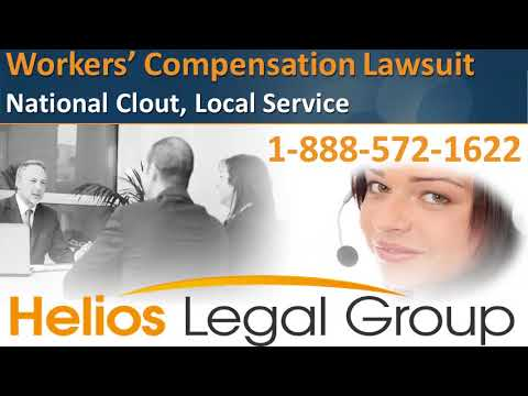 Workers' Compensation (Work Comp) Lawsuit - Helios Legal Group - Lawyers & Attorneys