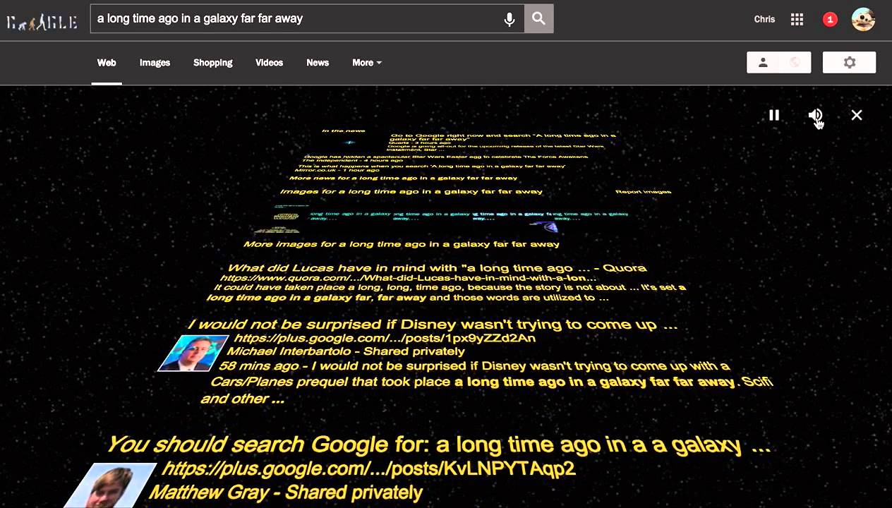 Trik Tersembunyi Google Search Ini Wajib Dicoba Pecinta STAR WARS