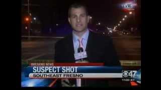 Bulldog Gang Members Shoot At Fresno Police Officer