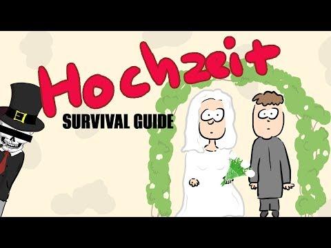 Hochzeit – Tommys seriöse Survival Guides